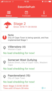 Load shedding will hit today | Page 6 | MyBroadband Forum