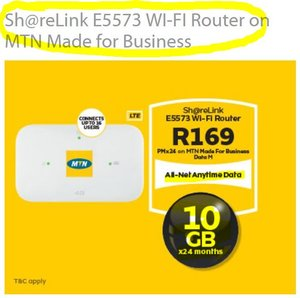 Sh@reLink E5573 WI-FI Router on MTN Made for Busines.JPG