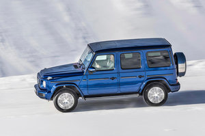 2019 Mercedes-Benz G-Class (incl AMG G63) | Page 4