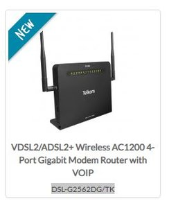 Telkom D-link Router: Setting up VPN for remote access