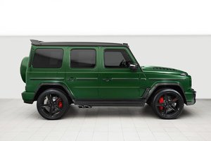 2019 Mercedes-Benz G-Class (incl AMG G63)   Page 5