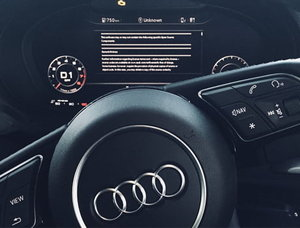 Warning: R8,500 every time you update Audi's MMI (Virtual