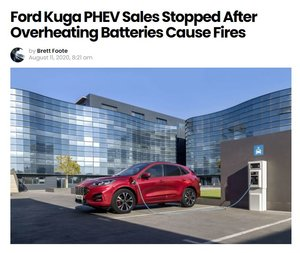 Ford Kuga PHEV sales stopped after overheating batteries cause fires_2020Aug.JPG