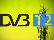 DVB-T2 broadcast tower