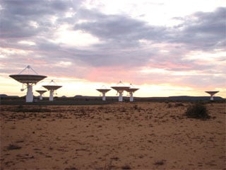 SA eyes funding for SKA telescope