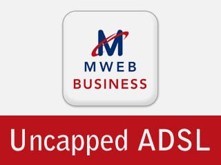MWEB free business ADSL promotion questioned