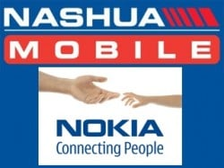 Nashua Mobile and Nokia