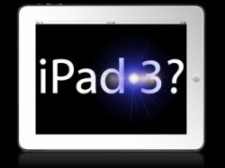 Apple iPad 3 expected next week