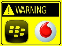 Warning-Vodacom-BlackBerry