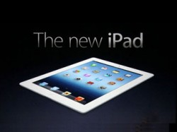 The new iPad - iPad 3
