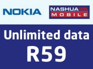 Nokia and Nashua Mobile R59