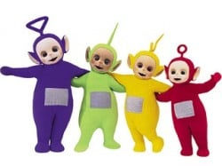 Chinese bloggers use Teletubbies to evade censorship