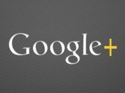 Google plus share button