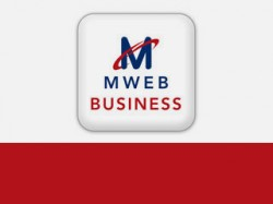 MWEB Business satellite Internet service launched