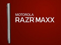 Motorola RAZR MAXX brings longest talk-time to SA