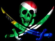 South Africa piracy pirates
