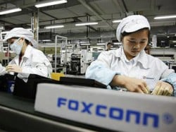 Microsoft phone coming from Foxconn?