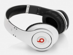 Beats by Dre Studio headphones headline