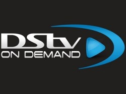 DStv On Demand logo