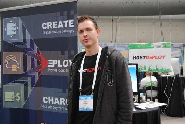Jaco van Wyk, co-founder and CEO of SnapBill