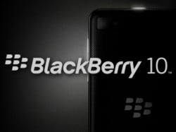 Vodacom BlackBerry 10 launch this week