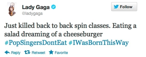 Lady-Gagas-pop-singers-dont-eat-tweet.jp