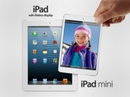iPad 4 and iPad mini
