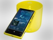 Nokia Lumia with JBL speaker