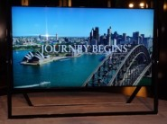 Samsung 110-inch Ultra HD TV