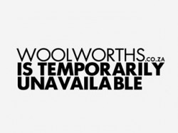 Woolworths down