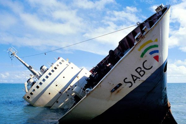 The SABC is technically insolvent