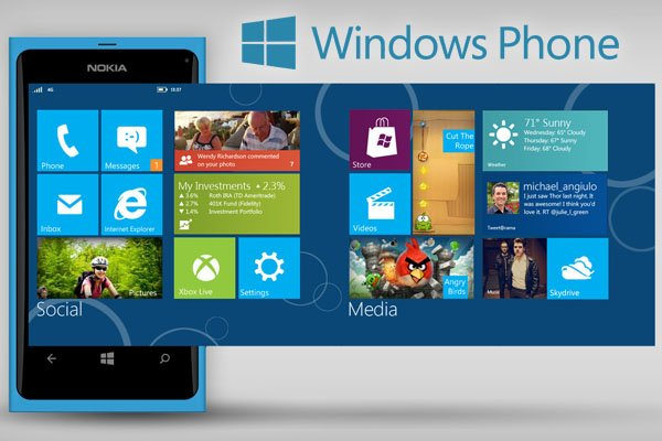 Windows Phone hardware plans