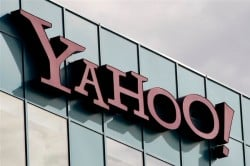 Yahoo Sign