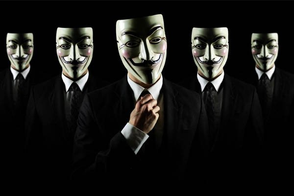 Anonymous hacks SA government database