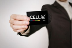 Cell C business card