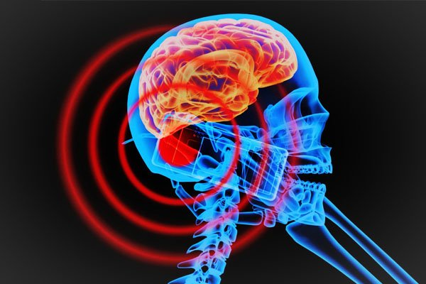 Cellular radiation linked to brain and heart tumours
