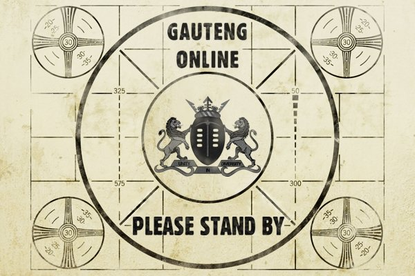 Gauteng government websites down for maintenance