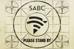 SABC Please Stand By Test Pattern