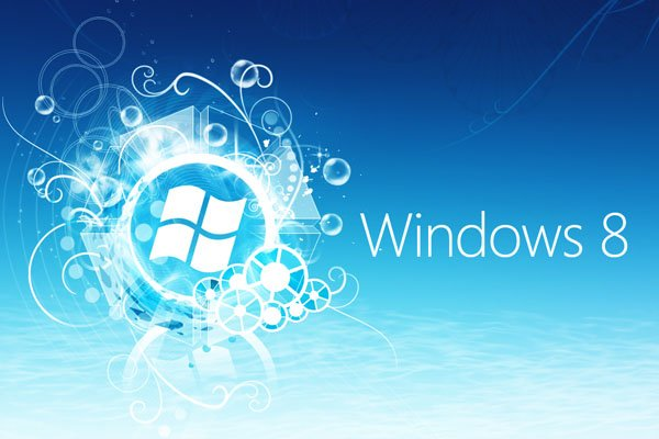 Windows 8 header