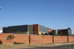 Standard Bank data centre in Midrand
