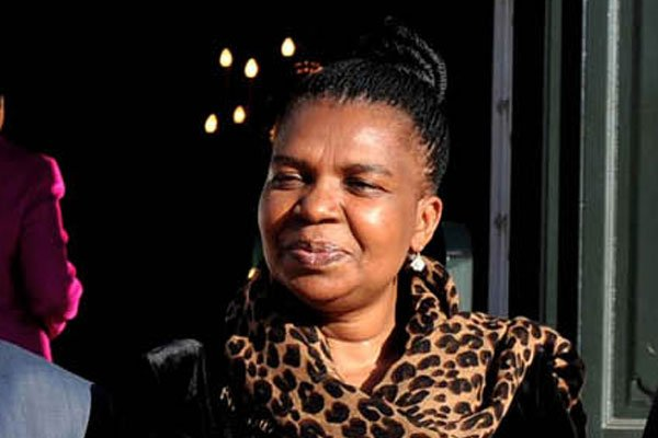 ANC MPs spring to Dina Pule's defence