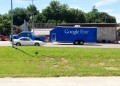 Google Fiber Space on the road