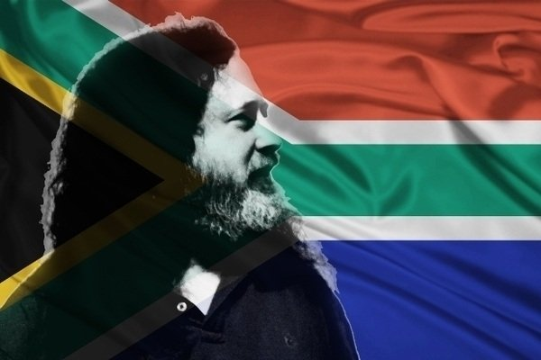 Richard Stallman in South Africa