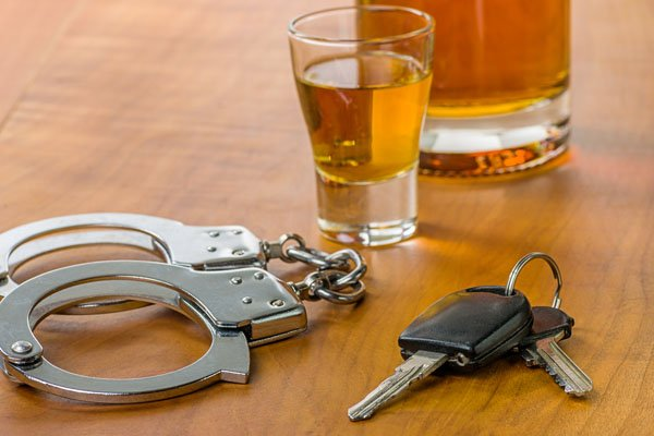 7 days in jail for drunk driving – South African law will not allow this