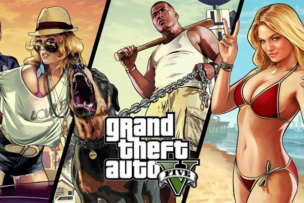 GTA 5 boosts Take-Two's results