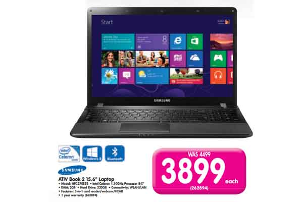 ATIV Book from Makro