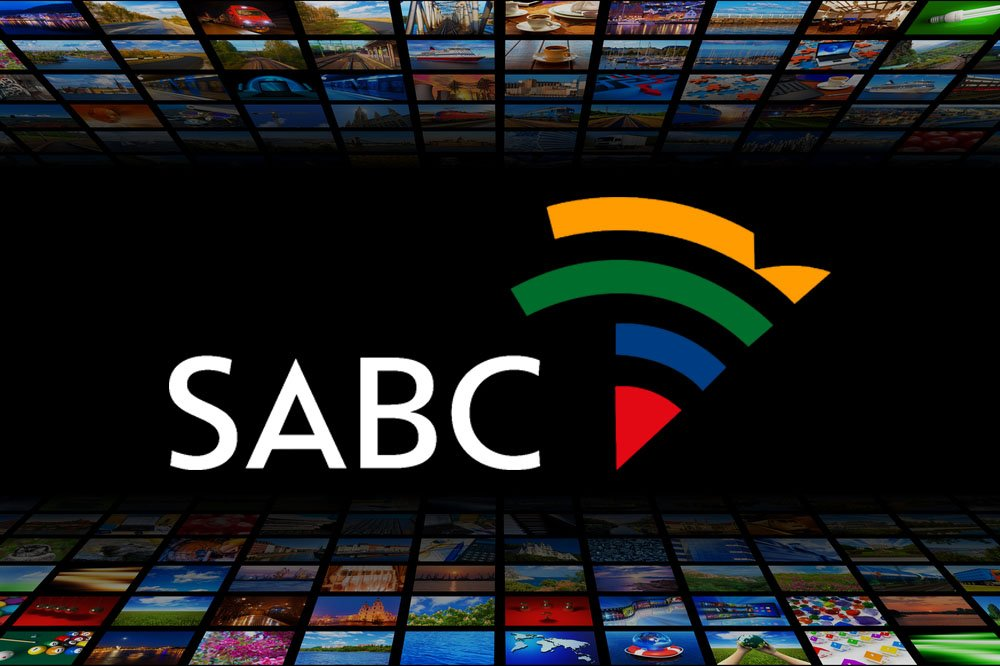SABC logo TV screens