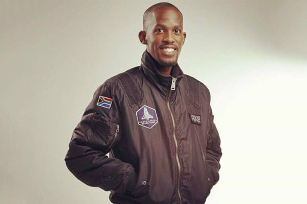 First black African in space to be a South African
