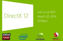 DirectX 12 GDC 2014 reveal