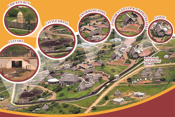 Prepare to spend millions more on Zuma's Nkandla home – Report